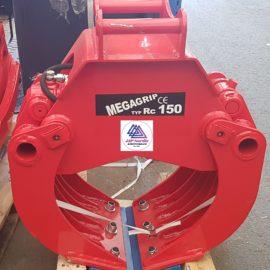 Lajittelukoura kaivinkoneeseen Megagrip Rc 150